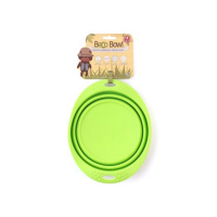 BECO Bowl Travel EKO Cestovní miska pro psy zelená S
