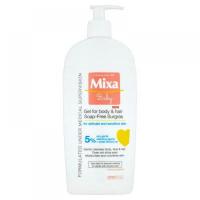 MIXA Baby mycí gel 2v1 na tělo a vlásky 400 ml