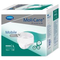MOLICARE Mobile absorpční kalhotky 5 kapek vel. L 14 kusů