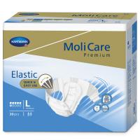MOLICARE Elastic absorpční kalhotky 6 kapek vel. L 30 kusů