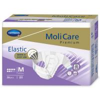 MOLICARE Elastic absorpční kalhotky 8 kapek vel. M 26 kusů
