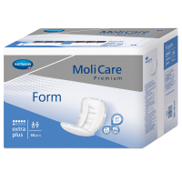 MOLICARE Premium form extra plus absorpční vložné pleny 6 kapek 30 ks