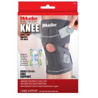 MUELLER Adjust-to-fit knee Support Bandáž na koleno 1 kus