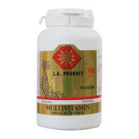 L.A.PRODUCT Multivitamin-minerál s ženšenem 100 tablet