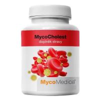 MYCOMEDICA MycoCholest 120 želatinových kapslí