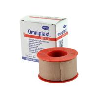 Náplast Omniplast textilní 2.5 cmx5 m 1 ks