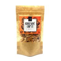 NATU Kokosové chipsy BIO chilli 70g