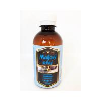 NATUR PRESS Makový olej extra panenský 250 ml