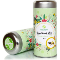 NATURALIS BIO Vanilkový Čaj 70 g