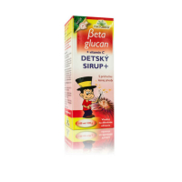 NATURES Beta Glucan dětský sirup 100 ml