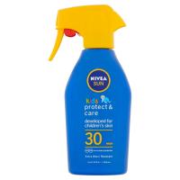 NIVEA Sun  Protect&Care Dětský sprej na opalování OF 30 300 ml