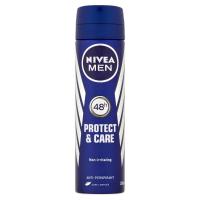 NIVEA Men Protect & Care Sprej antiperspirant pro muže 150 ml