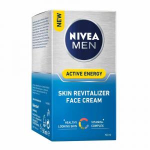 NIVEA Men Active Energy Revitalizační pleťový krém 50 ml