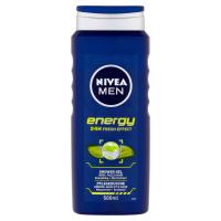 NIVEA Men Energy Sprchový gel 500 ml