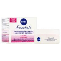 NIVEA Essentials Výživný krém Suchá až citlivá pleť Denní 50 ml