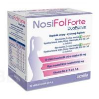 AXONIA NosiFol Forte DuoActive sáčky 30x4g
