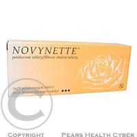 NOVYNETTE  3X21=63 Potahované tablety