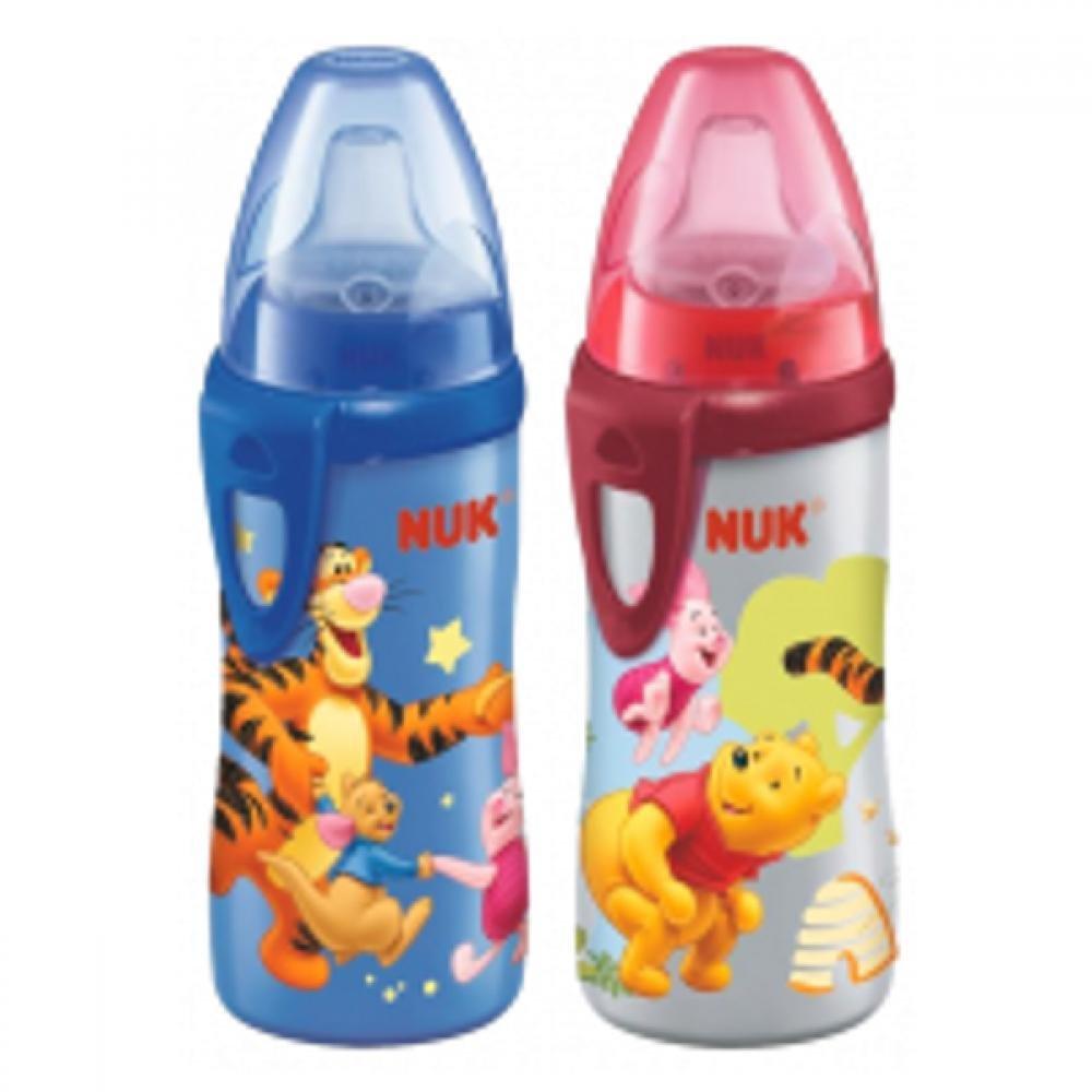 NUK First Choice Active Cup Lahev Medvídek Pú 300 ml