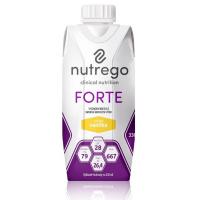 NUTREGO FORTE Výživa 12 x 330 ml, Příchuť: Vanilka
