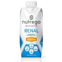 NUTREGO RENAL Výživa 12 x 330 ml, Příchuť: Cappuccino