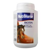 NUTRI HORSE Biotin pro koně prášek 1 kg