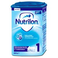 NUTRILON 1 Počáteční mléčná výživa 800 g