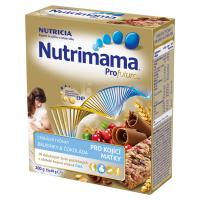 NUTRIMAMA Cereální tyčinky s brusinkami a čokoládou 200 g