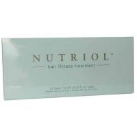 FITNESS BAR Nutriol Hair Fitness Treatment vlasová zažehlovací kůra 12x7 ml