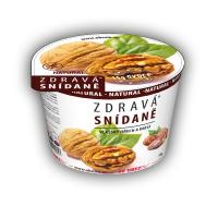 OBEZIN Zdravá snídaně Vlašský ořech a datle 78 g
