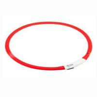 KARLIE FLAMINGO Obojek USB Visio Light 70 cm červený KAR