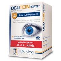 OCUTEIN DA VINCI ACADEMIA  Forte Lutein 15 mg 60+15 tobolek