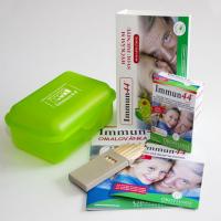 OKOPHARM Immun44 BOX s dárkem - 60 kapslí