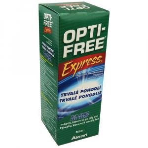 OPTI FREE Express No rub lasting comfort 355 ml