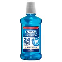 ORAL-B Pro-Expert Strong Teeth Ústní Voda S Příchutí Máty 250 ml
