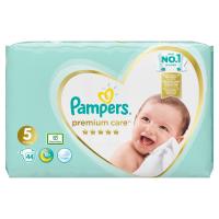 PAMPERS Premium Care 5 JUNIOR 11-16 kg 44 kusů