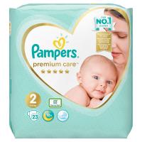 PAMPERS Premium Care Pack S2 MINI 4-8kg 23 ks