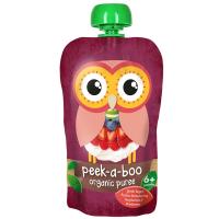 PEEK-A-BOO Řecký jogurt a jahody, borůvky, maliny 113 g