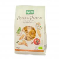 BYODO Bezlepkové Penne - rýže, kukuřice, cizrna BIO 250 g