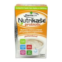 PHARMALINE Nutrikaše probiotic Pohanková 3x60 g
