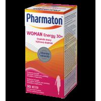 PHARMATON Women Energy 30+ 30 potahovaných tablet