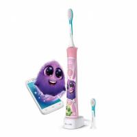 PHILIPS SONICARE for Kids Pink HX6352/42 sonický elektrický zubní kartáček pro děti
