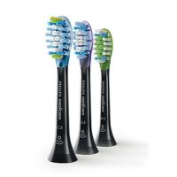 PHILIPS SONICARE Premium Mix HX9073/33 standardní velikost hlavice, 3 ks, černé