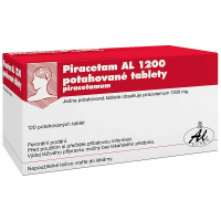 PIRACETAM AL 1200 mg 120 tablet