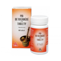 PURUS MEDA Detoxikační elixír 60 tablet