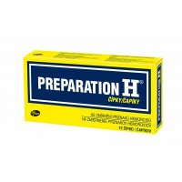 PREPARATION H  12 Čípek