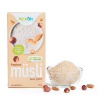 KETOLIFE Proteinové müsli basic jemné 500 g