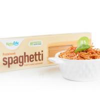 KETOLIFE Proteinové těstoviny spaghetti 500 g