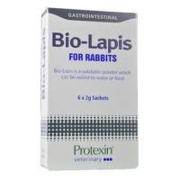 PROTEXIN VETERINARY Bio-Lapis pro králíky a ostatní 6x2 g