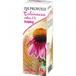 PURUS MEDA Propolis Echinacea extra 3%kapky 50 ml