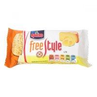 RACIO Free style rýžové chlebíčky příchuť sýra 25g